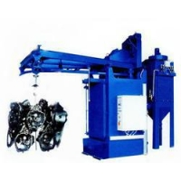 Q37 series hook type shot blasting machine