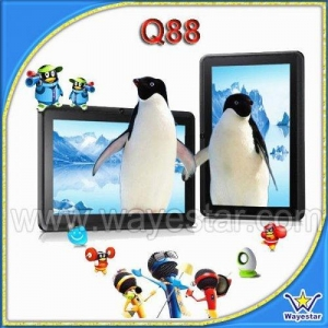 China Allwinner A13 Q88 Tablet PC on sale