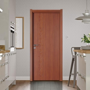 China Kitchen Doors interior Wood Doors with Best Door Price on sale