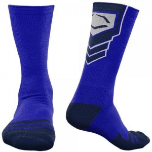 China Navy Blue Baseball Socks Mens High Quality on sale