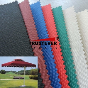 China Outdoor fabric series Solution Dyed 600D Polyester Tent/Awning/Covers Fabric on sale