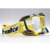 MX goggle NK-1015 Yellow Black