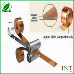 China Copper clad steel on sale