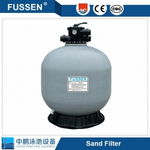 China Swimming Pool Water Clening Top-Mount Sand Filter for Water Treatment on sale