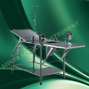 China Common Obstetric birthing Table delivery table gynecological bed on sale