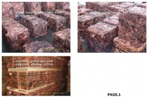 China Copper wires and rods Scrap on sale