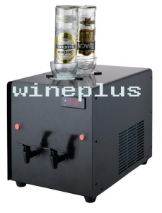 China SSC-915A twin tanks pump supply liquor dispenser on sale