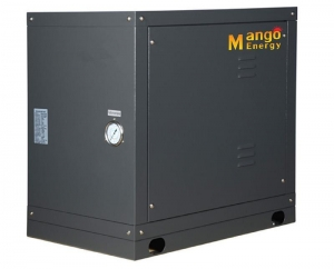 China Door to door 20kw heating capacity geothermal Source Heat Pump on sale