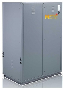 China water to water heat pump Heating+hot water+cooling system, Monoblock type on sale