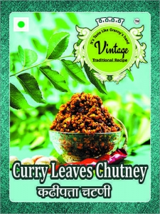 China Curry Leaves Chutney on sale