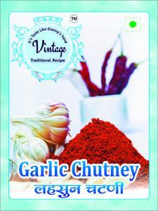 China Garlic Chutney on sale