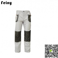 Mens Black Grey Navy Work White Heavy Duty Summer Big and Tall Smart Workwear Work Pants Trousers