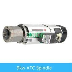 China 9kw Atc Aircooling Spindle Same with Italy Hsd Spindle Motor on sale
