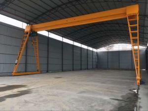 China CE 20 Ton Top Running Electric Double Girder Bridge Crane on sale
