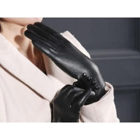 China Women Winter Leather Gloves on sale