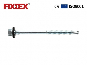 China Hex Washer Head Screw on sale