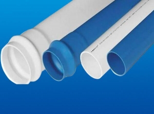 China PVC-U-Water-Pipe on sale