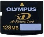 China USB Flash Drive - Style Wood-101 Olympus 128mb xD Picture Card on sale
