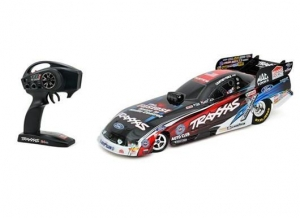 China Traxxas Ford Mustang NHRA Funny Car RTR 1/8 Brushless Electric RC Car on sale