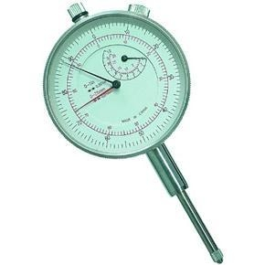 China metric/inch dual reading dial indicator on sale