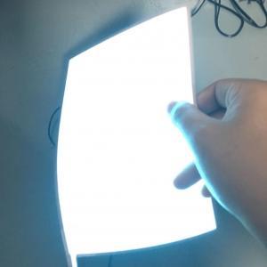 China flexible cuttable el backlight el sheet el panel on sale