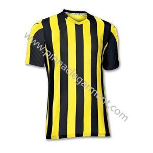 China custom sublimation soccer jersey on sale