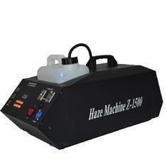 China 1500W DMX Wireless Control Haze Machine , 1500W Stage Smoke Machine 55*28*27 on sale