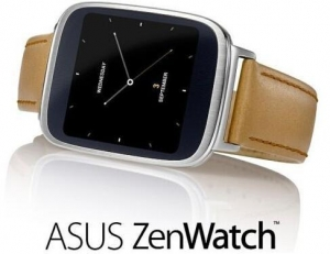 China ew Asus ZenWatch WI500Q Leather Belt Android Wear OS Smartwatch Item No.: 4249 on sale