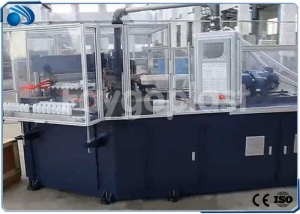 China 30 IBM Injection Blow Molding Machine With Servo System For Plastic Bottle 3ml-2000ml on sale