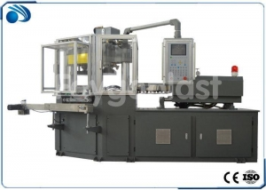 China Auto Injection Blow Molding Machine For Pharmaceutical Bottle / Beverage Bottle Making on sale