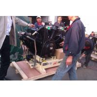 Industrial High Pressure Piston Air Compressor Booster Energy Saving SIEMENS Motor