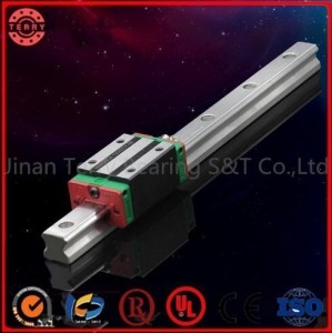China robot linear slide rail hiwin linear block linear slide bearing on sale
