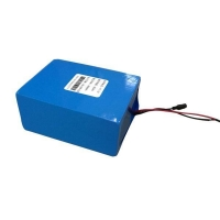 11.1V/60Ah polymer lithium battery for small storage battery