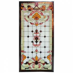 China Stained Glass Window Patterns on sale