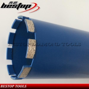 China Diamond Concrete Hole Saw Drill Bits for American Market on sale