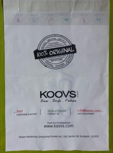 China Printed Packaging Envelope on sale