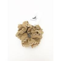 China Fashion best portable gifts custom make women elastic hair bands scrunchy on sale