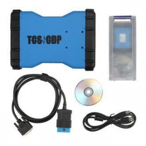 China New Design CDP Bluetooth Tcscdp Pro Tcs CDP 2014.02V 3 in 1 OBD2 Scanner With TF Card Support Win7/8 on sale