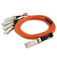 40G QSFP+ to 4 SFP+ breakout Active Optical Cables 1M