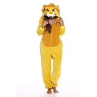 Adult Women Funny Animal Dog Costumes Onesies