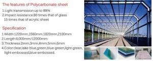 China PC/ Poly Carbonate sheet Engineering Plastic sheet on sale