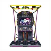 Racing games King Of Dancer 2