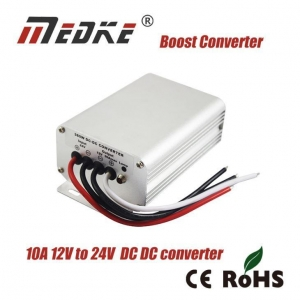 China Factory hot sale DC DC 12V to 24V 10A converter for Solar Power System on sale