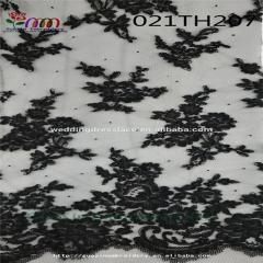 China Fabric-beaded lace Item Code: H7018 on sale