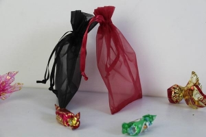 China Organza bag on sale