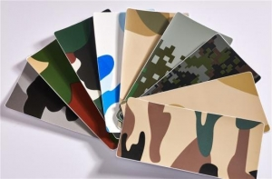 China >Car Wrapping Camouflage Vinyl 1.52x30m on sale