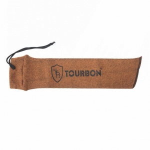 China Tourbon Knit Silicone Treated Pistol Handgun Gun Sock Sleeves 15 Inch 5 Pack on sale