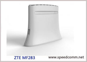 China 3G HSPA Modem ZTE MF283 4G LTE CPE on sale