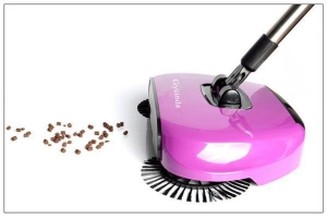 China Household hand-push sweeper without electricity on sale
