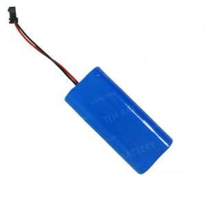 China Li Ion Battery Pack 18650 7.4V 2000mAh for Digital Camera on sale